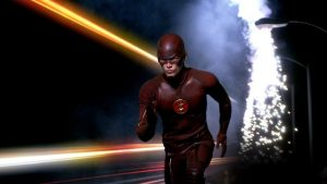 "DC Cómic: ""The Flash y Legends of Tomorrow"" (video)"