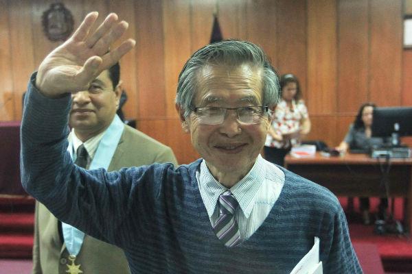 Alberto Fujimori: Universidad Agraria le reactiva pensión