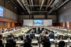 Comienza reunión de ministros del G20 en Buenos Aires