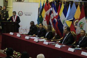 Galarreta: La corrupción no ganará la batalla