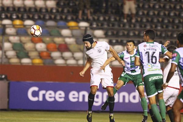 La «U» vence 3-1 al Oriente Petrolero de Bolivia, pero quedó eliminado