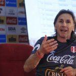 Ricardo Gareca lamenta sanción de Paolo Guerrero, pero ya piensa en el Mundial
