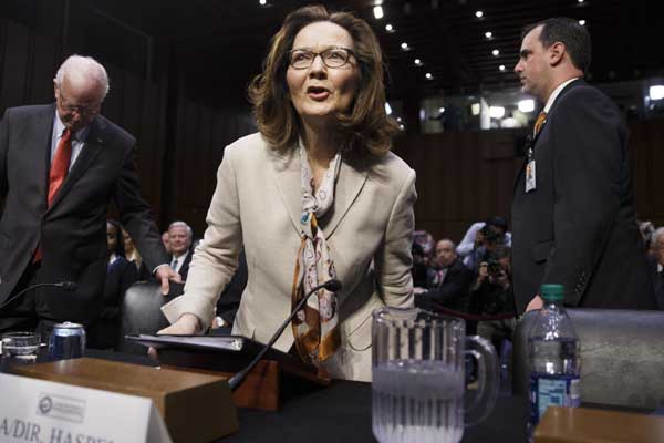 Gina Haspel dirigirá la CIA