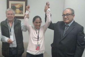 Gladys Tejeda participará en los Juegos Bolivarianos 2017