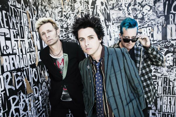 Green Day reprograma su presentación en Lima
