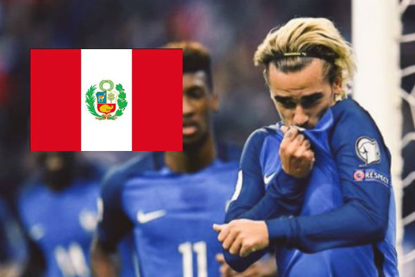 Rusia 2018: Antoine Griezmann apoya a Francia mediante Twitter
