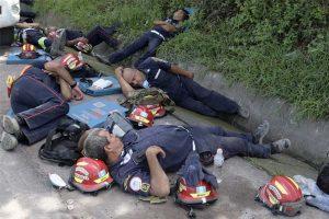 Guatemala: Suspenden búsqueda de  víctimas del volcán Fuego