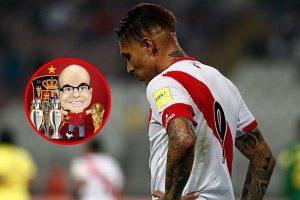 Mister Chip sobre Paolo Guerrero: La Copa del Mundo ha dicho adiós a una de sus estrellas