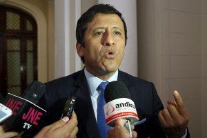 Guido Águila juramenta hoy por segundo periodo