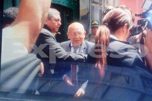 TC suspende debate sobre hábeas corpus de Ollanta Humala y Nadine Heredia