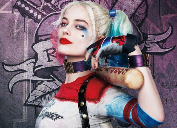 "Desnudan a ""Harley Quinn"""