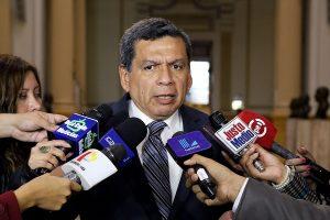 """Hernando Cevallos: """"Rogelio Tucto debería dar un paso al costado del Frente Amplio"""""""