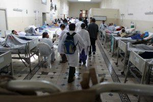 Fallece médico que contrajo gripe AH1N1 mientras trabajaba en hospital en Tacna