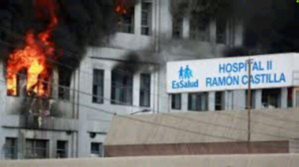 EsSalud: Trabajadores del Hospital Ramón Castilla piden su reapertura