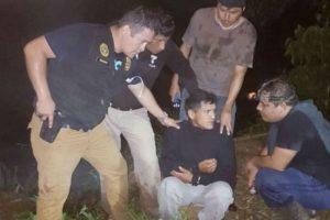 Huánuco: Policía captura a requisitoriado por terrorismo