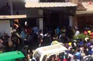 Huaral: dos muertos deja tiroteo por presuntos sicarios