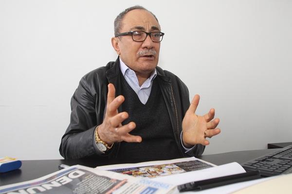 Idel Vexler anuncia el otorgamiento de becas para jóvenes víctimas del terrorismo