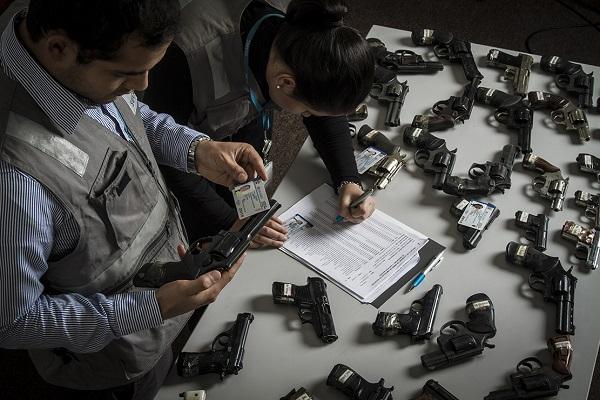 Hoy vence plazo para renovar licencias de armas de fuego