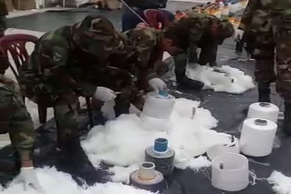 Frustran envío de 474 kilos de cocaína a Costa de Marfil