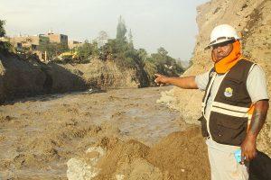 Crecida de ríos Rímac y Chillón se puede agravar en las próximas horas