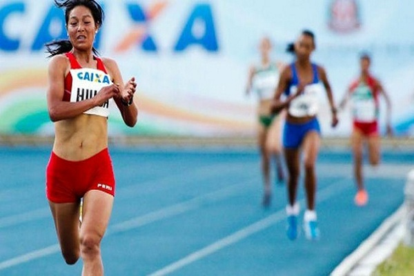 Inés Melchor busca imponer su ley en la carrera de maratón