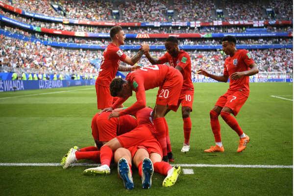Inglaterra vs. Suecia: Los 'Tres Leones' vencieron 2 x 0 a suecos y clasifican a semifinales