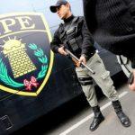 Agentes del INPE incauta documentos y chips de celulares en celdas de terroristas