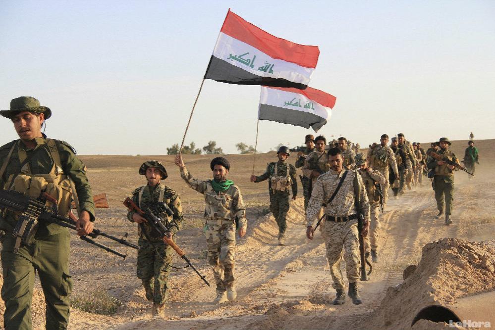 Fuerzas iraquíes matan a once suicidas en barrios del este de Mosul