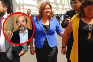 Janet Sánchez le pide a Mauricio Mulder pruebas de conspiración