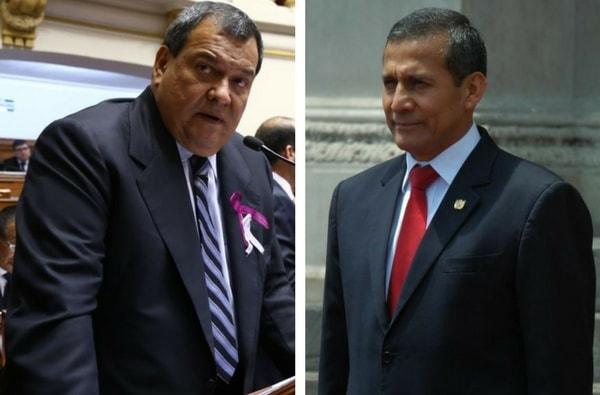 Caso Madre Mía: Jorge Nieto entregó a la Fiscalía información sobre Ollanta Humala