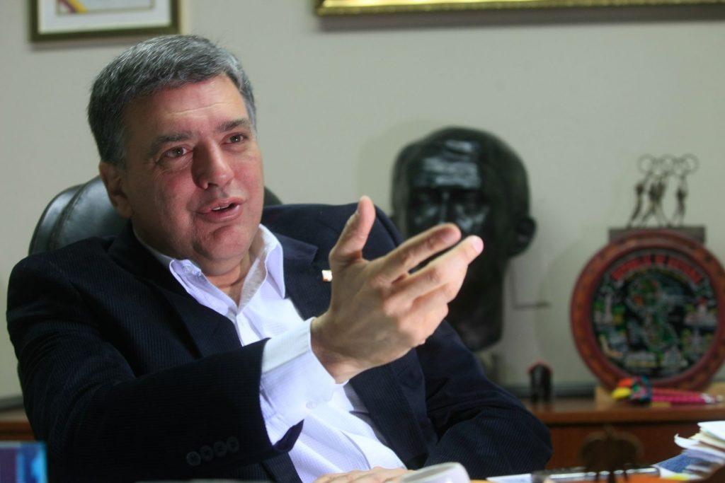 CSJDHD-IPD inhabilitó al presidente del COP, José Quiñones