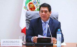 Comisión de Ética: Juan Carlos González es el nuevo presidente