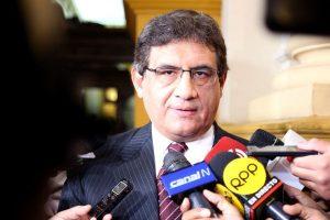 Juan Sheput: Daniel Salaverry convoca a Comisión Permanente para el próximo lunes