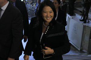 Keiko Fujimori respalda decisión de Cayetana Aljovín sobre Nicolás Maduro