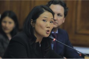 Eyvi Ágreda: Keiko Fujimori deplora su fallecimiento