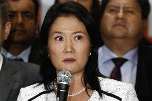 Caso Keiko Fujimori: Fuerza Popular es incluida en investigación
