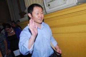 Kenji Fujimori renunció a Fuerza Popular