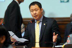 """Kenji Fujimori confirma unión de Luis Yika a su bloque de los """"Avengers"""""""