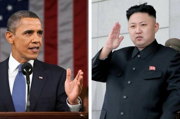 Obama y Kim Jong-un se reunieron en Seúl [VIDEO]