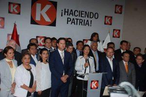 Fuerza Popular: Declaran infundada apelación contra allanamiento de sus locales