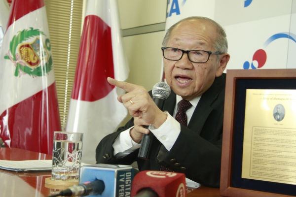 """Julio Kuroiwa: """"Debemos proteger a los chalacos y el puerto"""""""