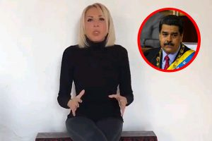 Laura Bozzo convoca a una marcha contra el régimen de Nicolás Maduro