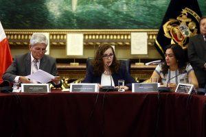 Presentan proyecto de ley que refuerza trabajo de procuradores