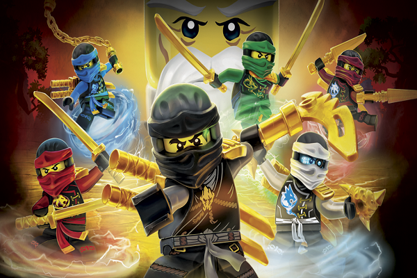 """The Lego Ninjago"" (tráiler)"