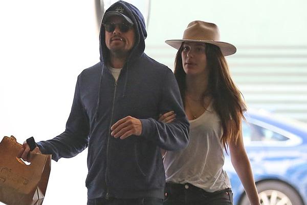 Leonardo DiCaprio: Novia es hijastra de Al Pacino