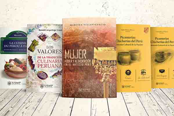 Libros de cocina peruana en concurso internacional