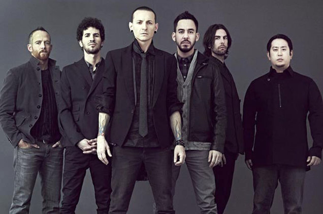 Linkin Park por primera vez en Perú