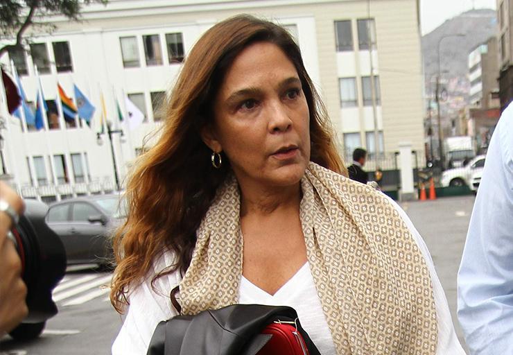 Liberaron a María Elena Llanos