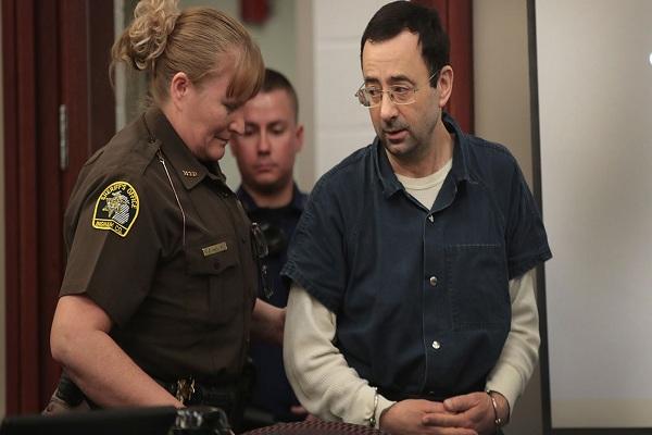 Larry Nasar: Condenan a 175 años de prisión por abusos sexuales
