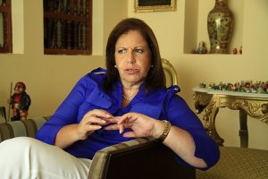 Lourdes Flores mantiene cuestionamientos al congreso del PPC
